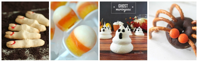 25 Halloween Sweets Recipes for Kids