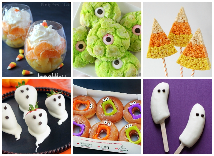 28 Halloween Sweets for Kids