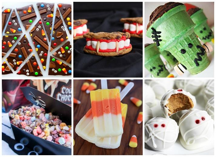 28 Halloween Treat Recipes