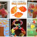 Fall Leaf Kids Crafts