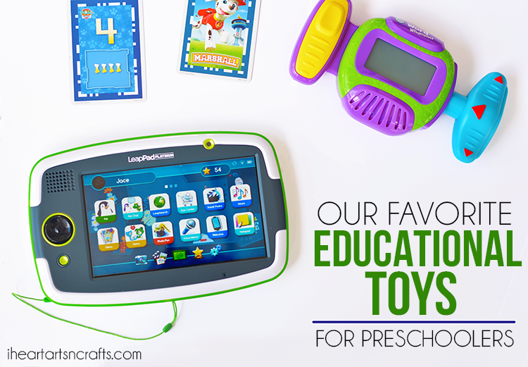 Our Favorite Educational Toys For Preschoolers