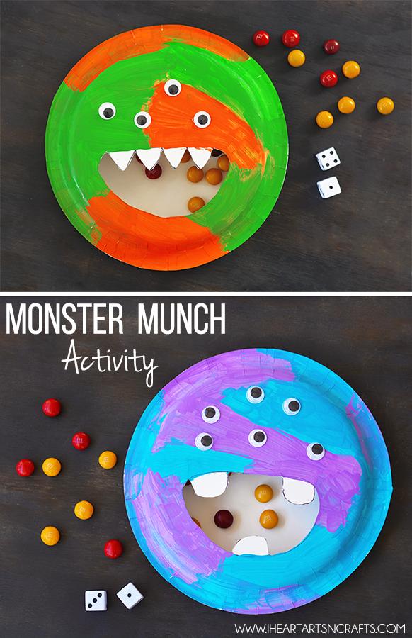 Monster Munch Activity