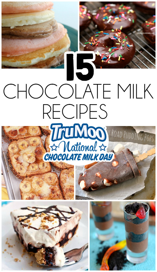 15 Chocolate Milk Recipes For National Chocolate Milk Day