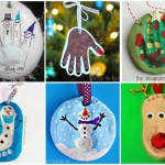 27 Christmas Salt Dough Ornaments For Kids