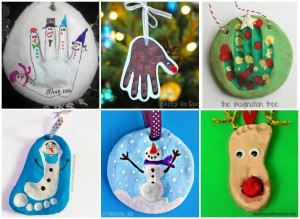 25+ Easy Christmas Salt Dough Ornaments