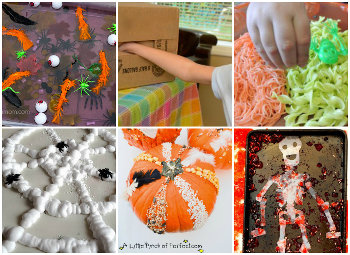 Kids Fun Halloween Art Projects