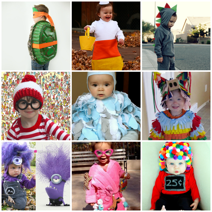 25 creative diy halloween costumes for kids i heart arts n crafts spookycostumes1 13 diy teenage mutant ninja turtle costume solutioingenieria Image collections