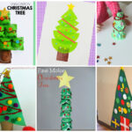 Christmas Tree Crafts and Activities for Kids
