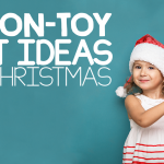 12 Non-Toy Gift Ideas For Christmas