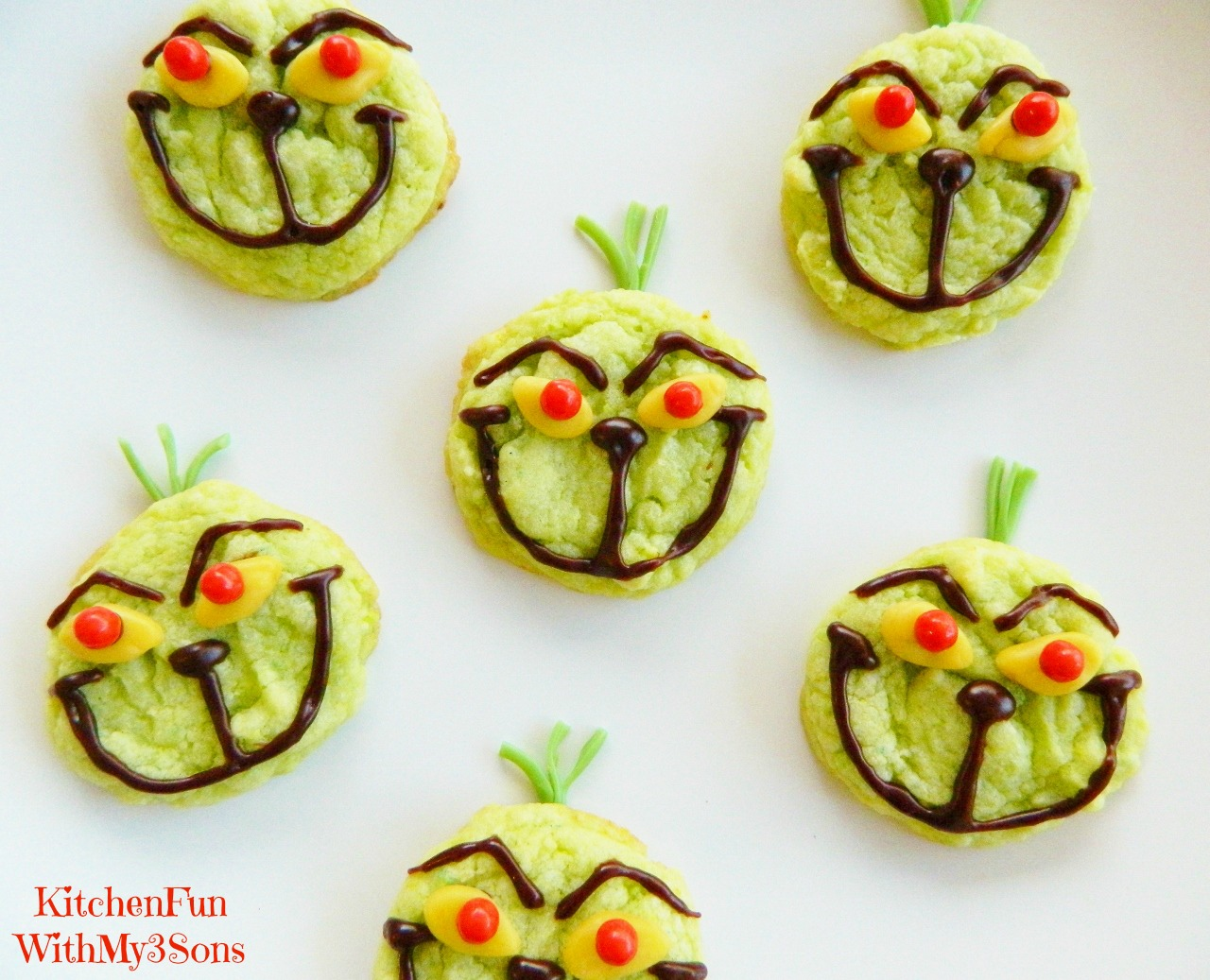 25 Grinch Crafts, Recipes, and Activities For Kids - I ...