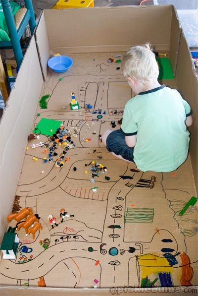 15 Super Fun Cardboard Box Projects For Kids15 Super Fun Cardboard Box Projects For Kids