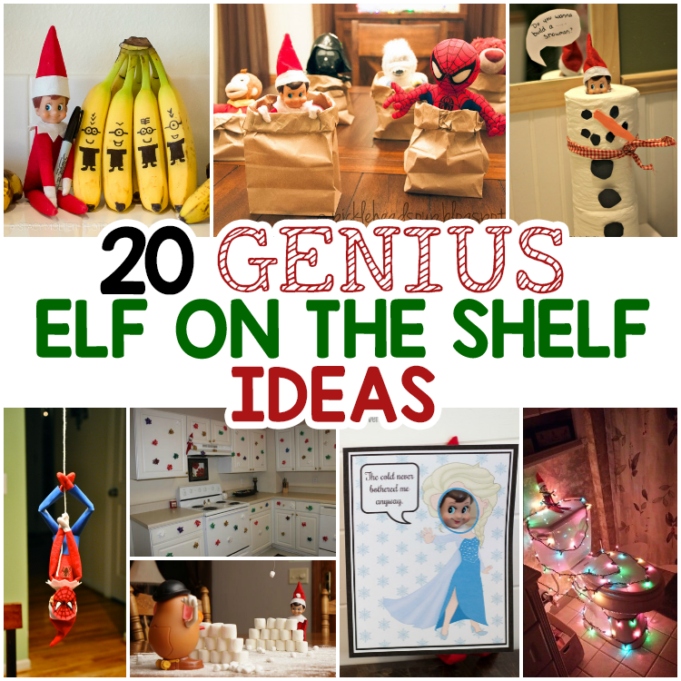 Elf On The Shelf Arts And Crafts