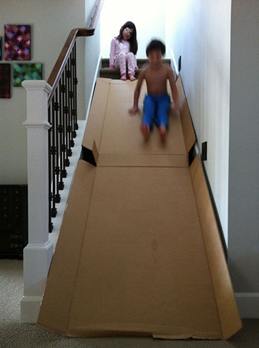 15 Super Fun Cardboard Box Projects For Kids I Heart