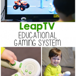 LeapFrog LeapTV – An Educational Gaming System For Kids