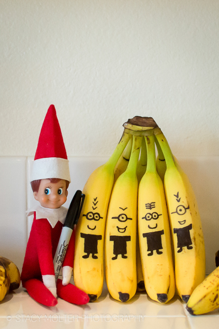 20 Genius Elf On The Shelf Ideas