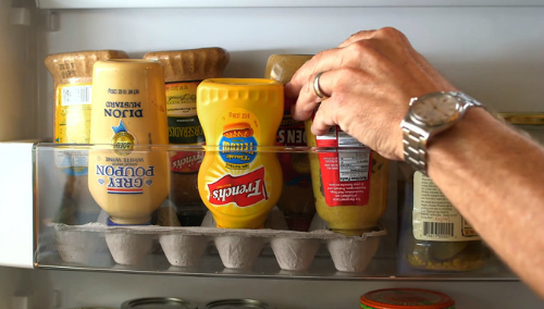 Condiment Organization