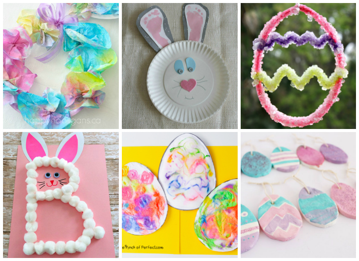 15 Easter Crafts For Kids I Heart Arts N Crafts