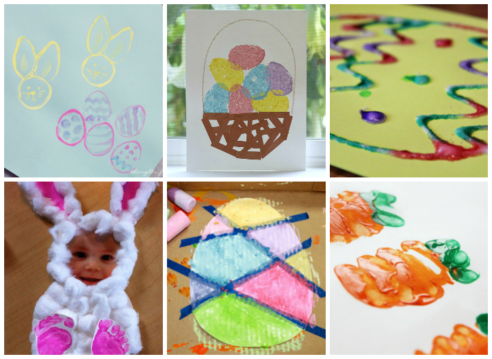 15 Easy DIY Easter Kids Crafts