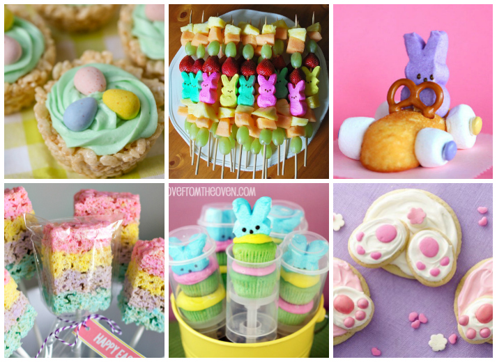 15 Easy Easter Sweets Recipes