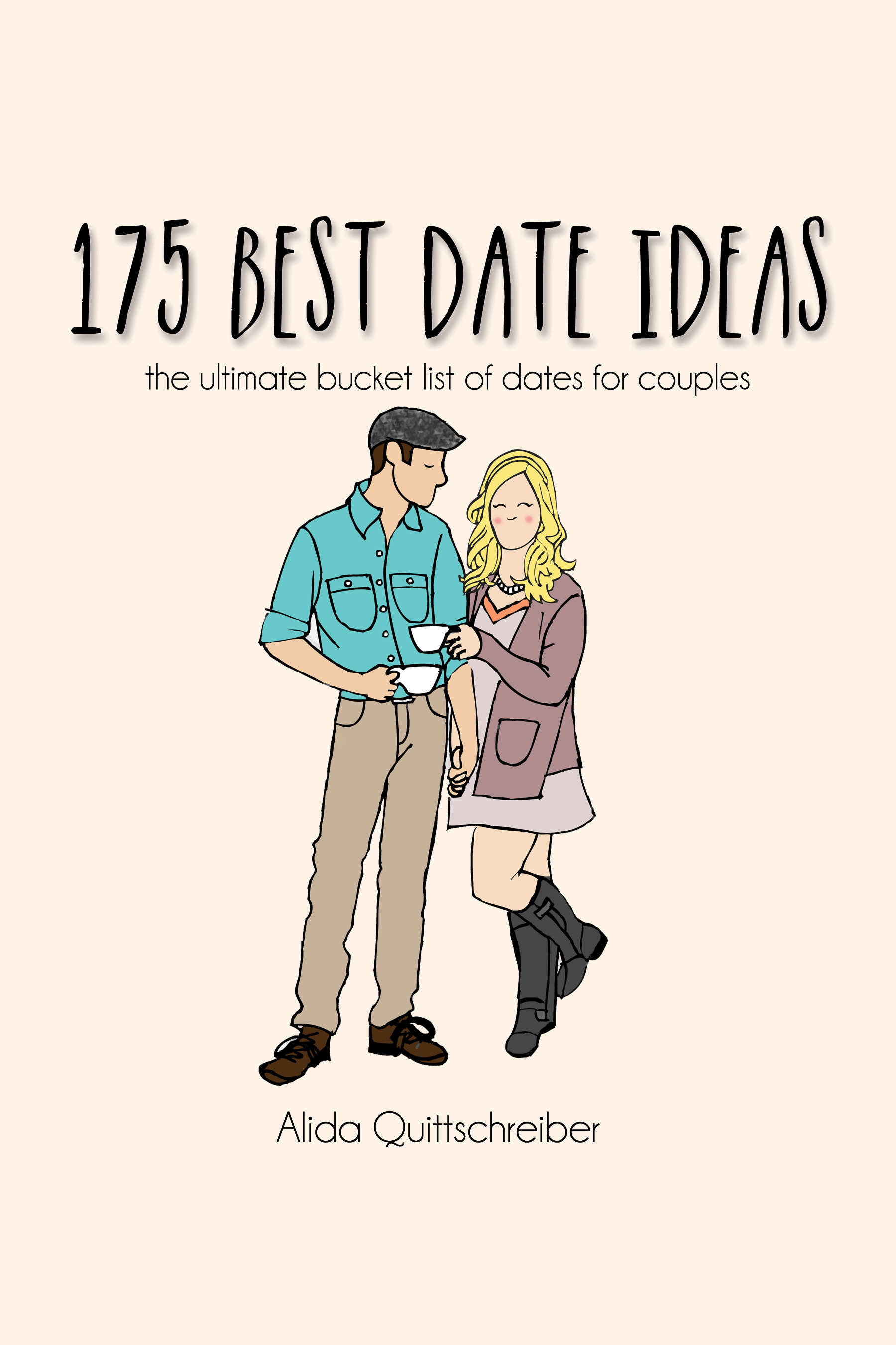 175 best date ideas - the ultimate bucket list - i heart arts n crafts