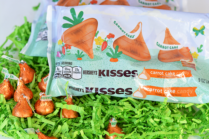 Hershey S Kisses Carrot Easter Treat I Heart Arts N Crafts