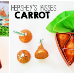 Hershey's Kisses Carrot Easter Treat