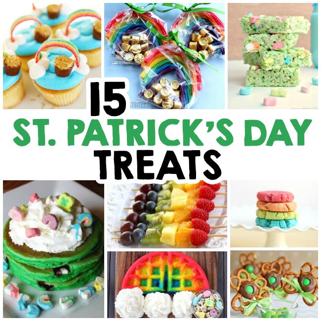 15 St. Patrick's Day Treat Recipes