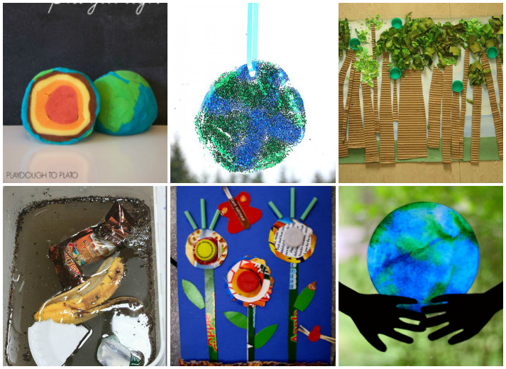 15 Earth Day Crafts and Activities for Kids