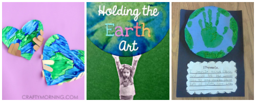 15 Earth Day Kids Crafts And Activities