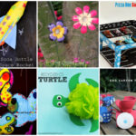 20 Fun Kids Crafts From Recyclables
