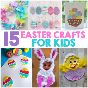 15 easter crafts for kids i heart arts n crafts for Art n craft for toddlers