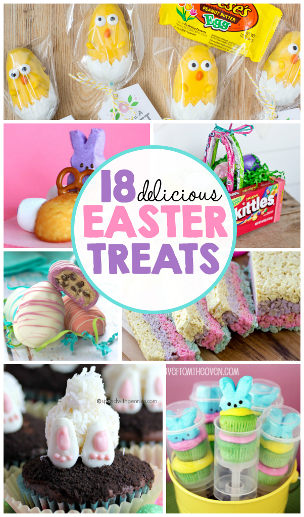 18 Delicious Easter Treats