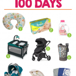 Must-Haves For Baby's First 100 dAYS
