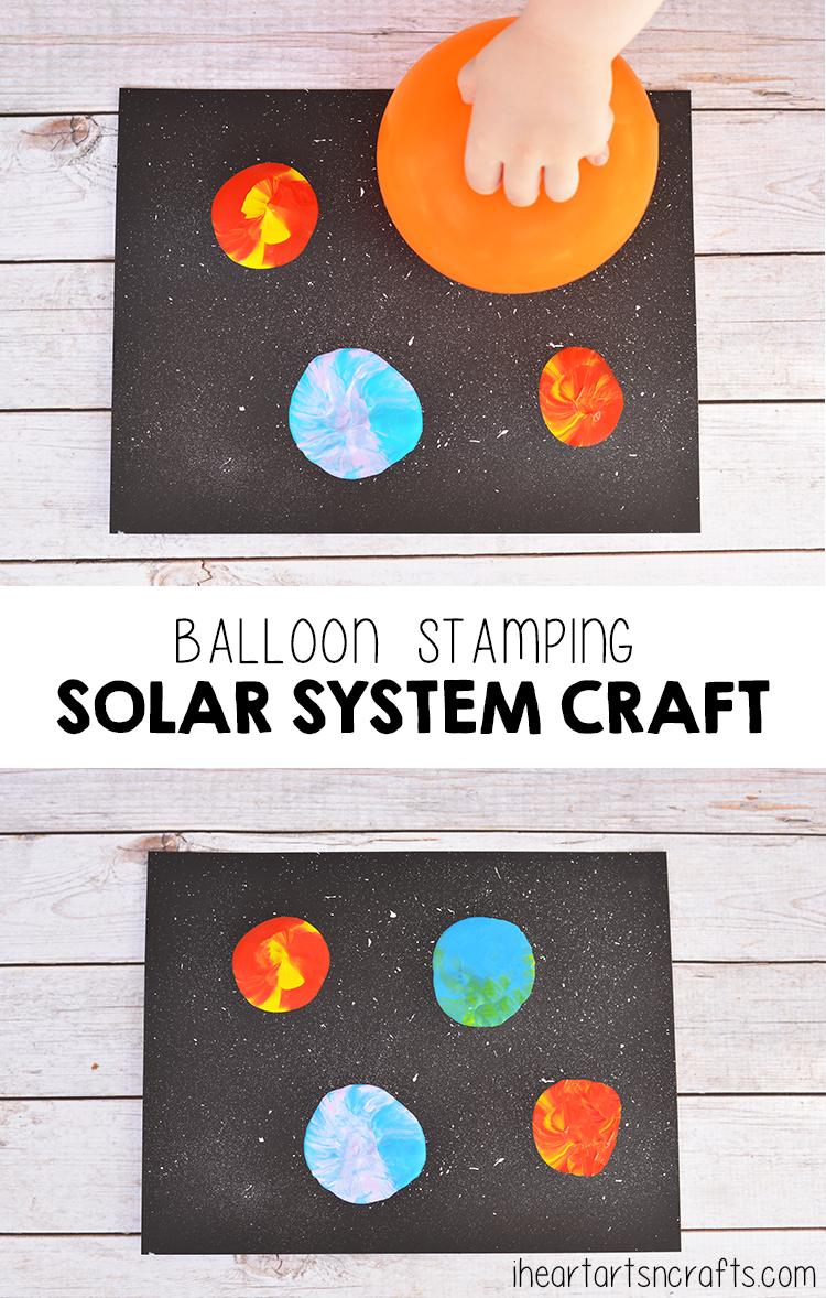 pinterest solar system cutouts