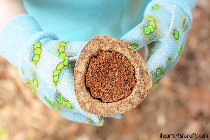 Gardening With Kids: Kid-Made Plant Markers
