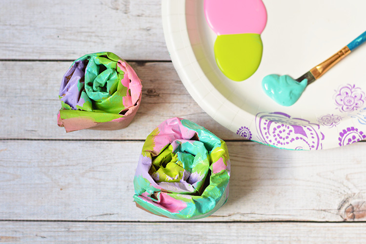 Stick Snail Craft For Kids