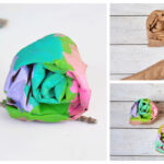 Stick Snail Craft For Kids