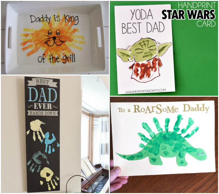 Toddler Arts And Crafts For Father