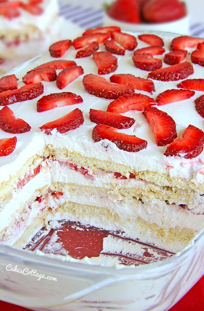 12 Easy No Bake Desserts