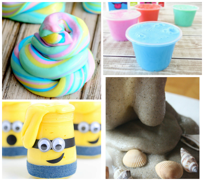 18 Easy Slime Recipes for Kids