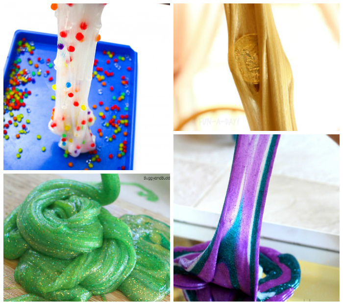 18 Simple Kids Slime Recipes