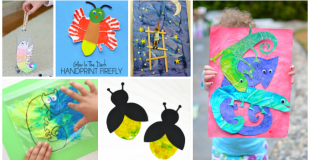 Eric Carle Inspired Crafts For Kids