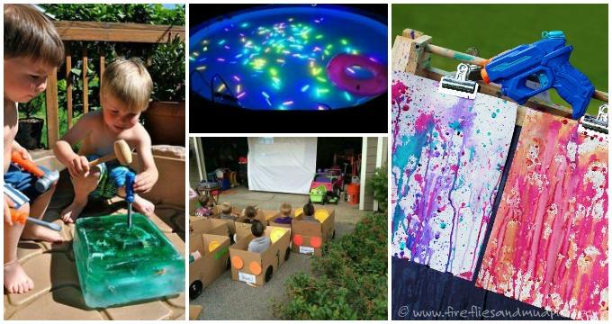 Fun Kids Bucket List Activities For Summer