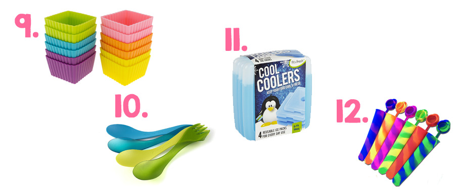 Back To School Lunch Supplies To Buy