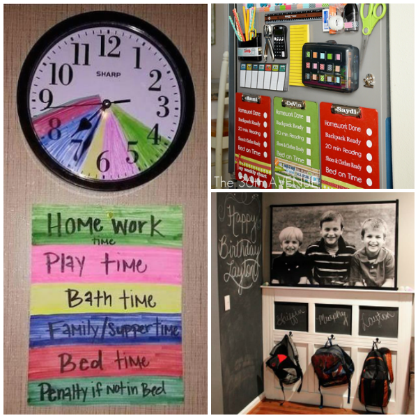 back to school organization ideas i heart arts n crafts