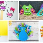 Creative Pasta Crafts For Kids