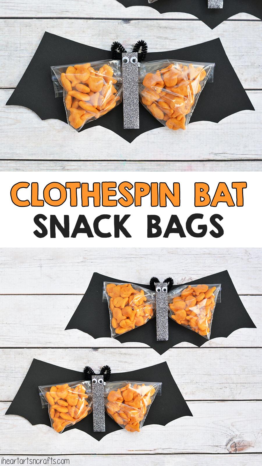 clothespin bat preschool snack - i heart arts n crafts