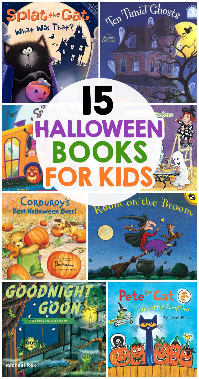 The best halloween books for kids i heart arts n crafts for Children s craft books