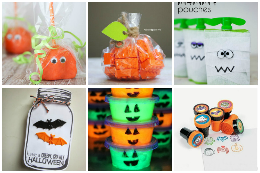20+ Non-Candy Halloween Treats