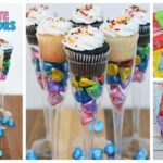 Candy Flute Birthday Party Favors